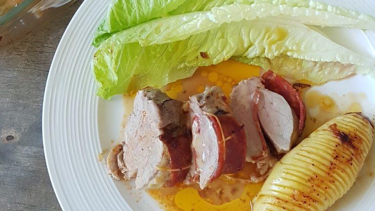 Filet mignon Orloff Comté-Chorizo